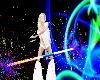 Rave Sparkler -Rainbow