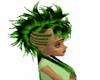 *NN* Green Mohawk V2 F