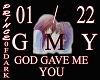 GOD GAVE ME YOU / LS