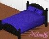 ~K~ Blue Bed