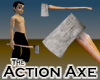 Action Ax -Male Old