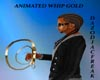 Animated Whip Gold