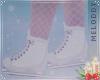 M~ Snow Girl, Ice Skates