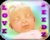 Sally Baby Girl Sleeping