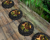 TIRE & CAMO DANCE PODS