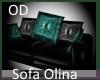 (OD) Sofa Olina