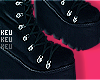 永-  Platform Boots