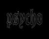 Psycho Black WallPic