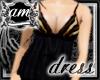 [AM] Grace Brown Dress