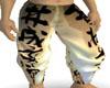 Chinese Symbol Pants