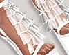 I│Ruffle Add-On White