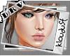 KD^NORAH 2TONE HEAD