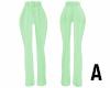 Green Kawaii Slacks