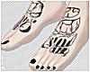 .Zombie Feet