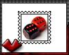 (V) Dice Stamp