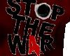 Stop the war jacket