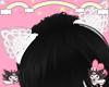 ♡ lace ears ♡