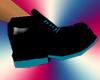 ! X rave black/ blue (M)