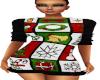 Woman's Christmas Dress