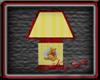 KyD Pooh Nursery Lamp