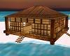Wood Cabana Beach House