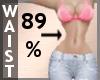 Waist Scaler 89% F A