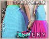 [Is] Mermaid Skirt 2 Drv