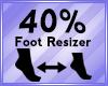 Foot Scaler 40%