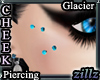 [zllz]Cheek Piercing Blu
