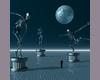 Skeleton Statues