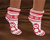 Christmas Socks Short F