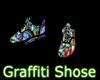 Graffiti Shose