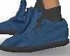 m blue dork shoe