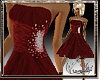 [L] BELLE RED GOWN