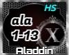 Aladdin - Da Tweekaz Hardstyle
