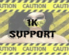 1K Support stamp