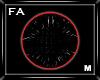 (FA)DiscoHeadV2M Red