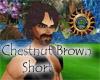 Chestnut Brown Short
