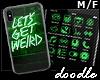 iPhoneSE 👽 Get Weird