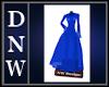 NW Blue Dress Dummy