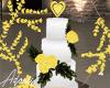 Wedding Yellow cake [YD]