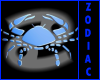 `Zodiac Cancer Sticker