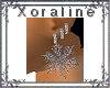 (XL)Snowflake Earrings