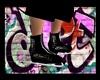 Live and Die Skate Black