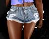 Skull Shorts