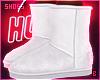 в. UGG Boots White