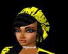 Yellow tiger hat