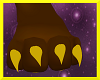 Gluttonous Paws/Feet (M)