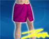 [Z]Short Towel(pink)