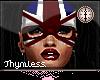 Capt Britain Mask